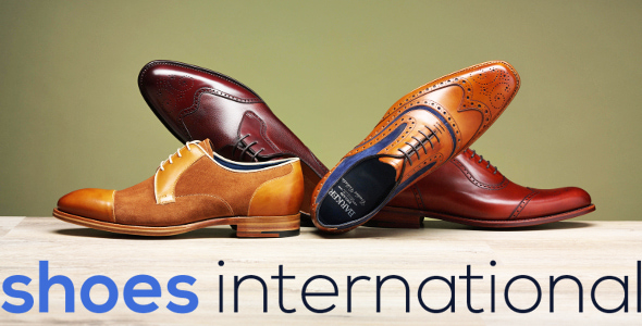 Заказ ShoesInternational.co.uk